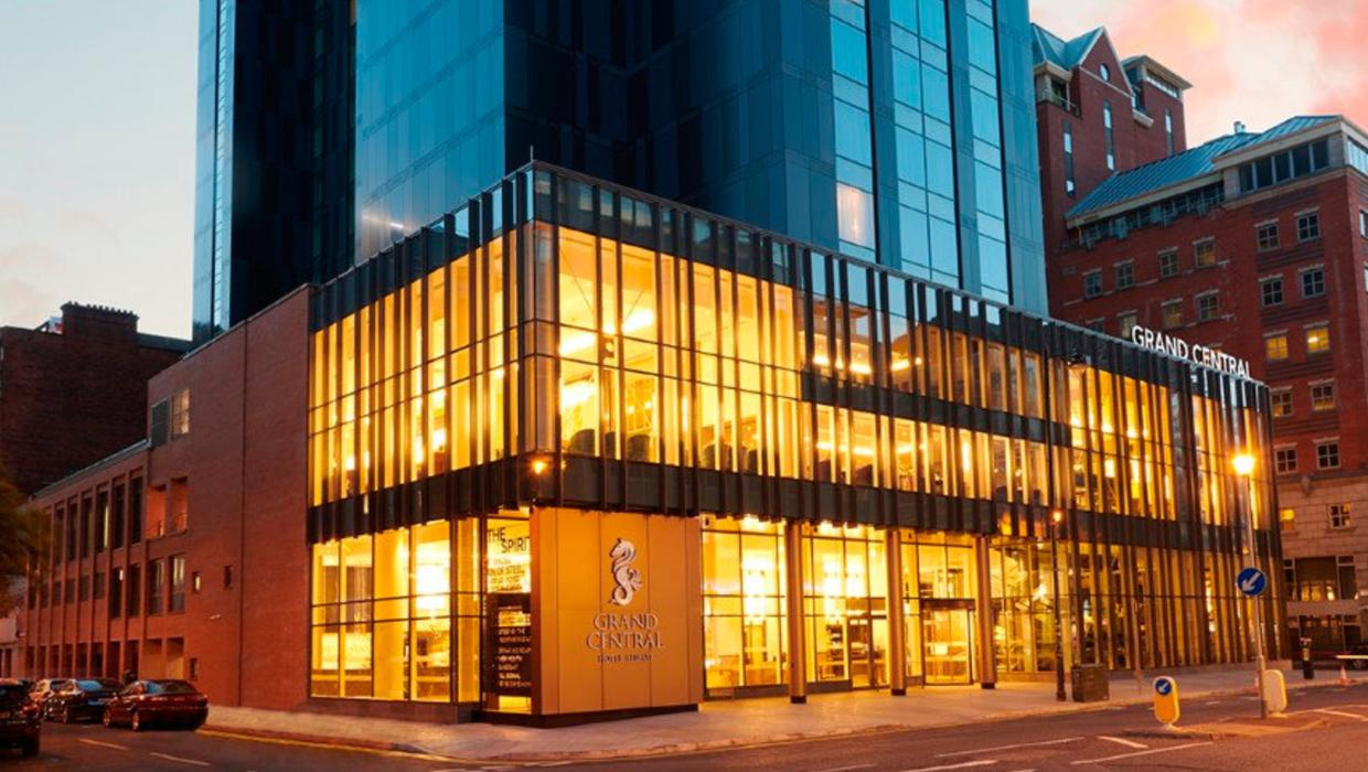 NI hotels have been hit by a steep slump in revenues