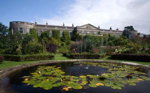 Mount Stewart is an 18th century house under the care of the National Trust