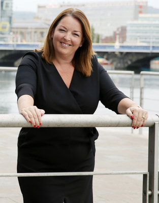 Vision: CEO Tina McKenzie is looking towards growth and future opportunities