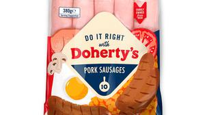 Doherty's sausages