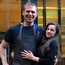 Jonny Elliott and Antonia Koemdzhieva outside their new restaurant, Edo, on Upper Queen Street