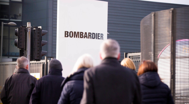 Bombardier Announces 95 Redundancies