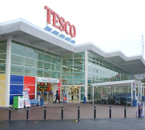 Tesco claims the biggest share of spending of all supermarkets