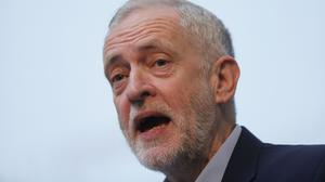 """Jeremy Corbyn says the PM """"needs to be a bit clearer"""" about her long-term objectives"""