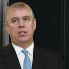 The Duke of York (far left) launches our campaign last month