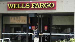 Wells Fargo is still reeling from a scandal that saw its chief executive abruptly retire earlier this week