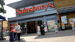 Around 200 jobs are at risk in Sainsbury's stores around Northern Ireland, it has been claimed