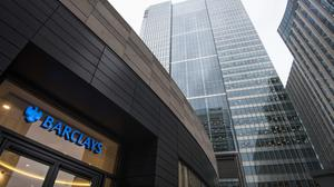 A Barclays representative and four former top bankers have appeared in court