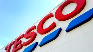Tesco is expected to reveal another quarter of rising sales