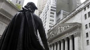 The Dow Jones industrial average rose 39 points, or 0.2%, to 18,138 (AP)