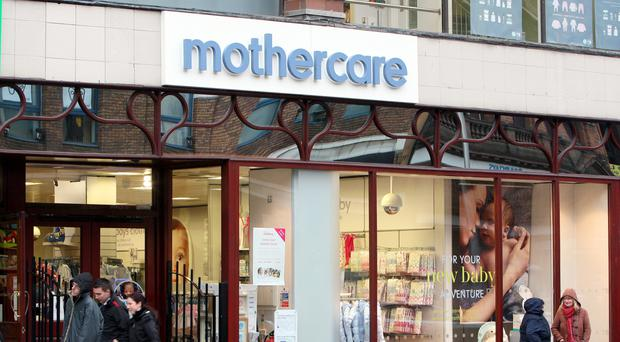 Mothercare in Belfast closed in 2017.