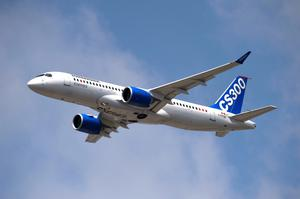 Bombardier's CSeries aircraft