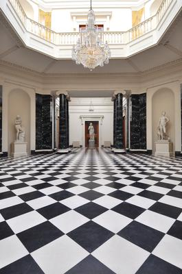 H&J Martin's refurbishment of Mount Stewart has been praised by the Royal Institution of Chartered Surveyors