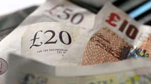 UK families had £201 of discretionary income last month