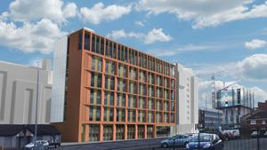 How the York Street site will look when complete
