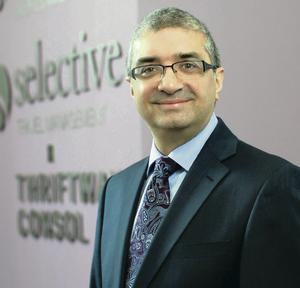 Mukesh Sharma, Select Travel Management MD Press Release Image
