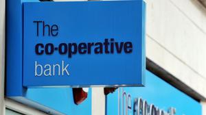 Possible bidders for the Co-operative Bank are believed to include Sir Richard Branson's Virgin Money