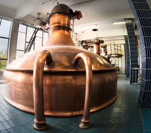 Inside the Great Northern Distillery