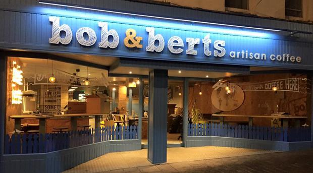 Northern Ireland coffee chain Bob & Berts is one of the companies affected