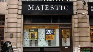 Majestic Wine will offer a 'multi-channel experience' with a range of more than 1,250 wines