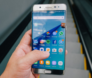 Some Samsung Galaxy Note7 phones in US reportedly caught fire