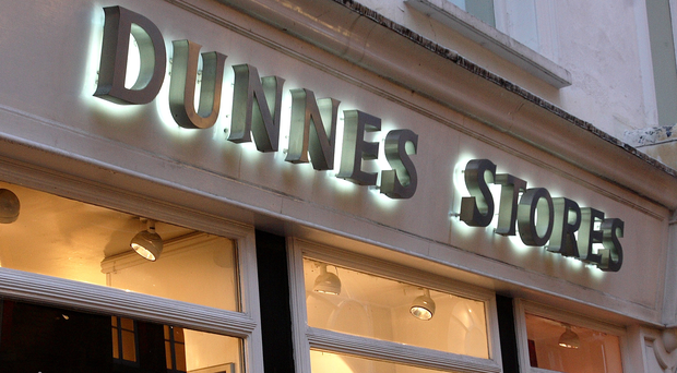 The UK arm of retail giant Dunnes Stores returned to profit to record a pre-tax profit of £700,000 last year (stock photo)