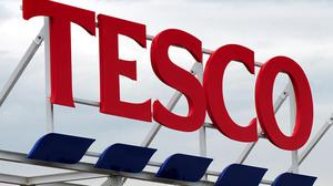 Tesco posts its annual results on Wednesday