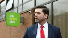 Stephen Crabb is the new Secretary of State for Work and Pensions