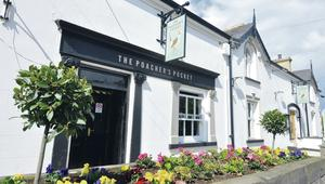 The Poacher's Pocket is one of the restaurants making a name for itself in North Down