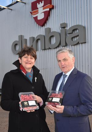 Dunbia's joint MD Jim Dobson