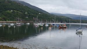 Ullapool in the Highlands was found to be one of the most entrepreneurial towns in Scotland, with more than 17% of people self-employed