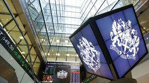 The FTSE 100 was up 0.4%