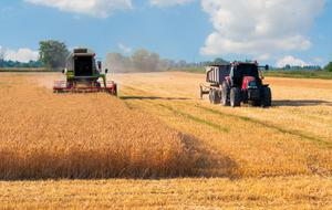 Harvest is one of the most important times of the year for farmers