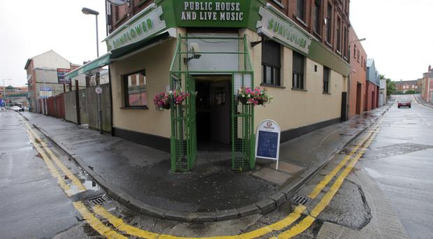 Popular Belfast city centre bar the Sunflower saw its rateable value jump by 563%