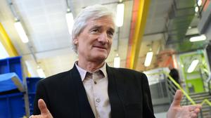 Sir James Dyson wants the Government to welcome foreign students specialising in maths, engineering and science by making them exempt from Government efforts to cut immigration
