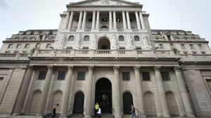The findings came in the Bank of England's Credit Conditions Survey of banks and building societies