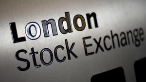 The FTSE fell 16.4 points to 6349.1