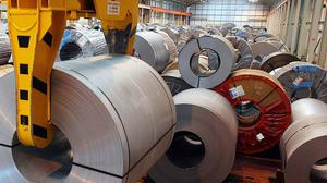 The commission said the move was a 'swift reaction' to unfair competition, an issue which has badly hit the UK steel industry