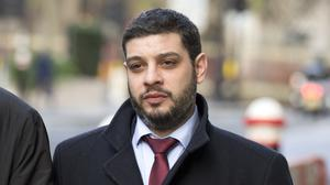 Anthony Constantinou assaulted the women at or near his office in the heart of London's Square Mile