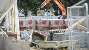 Eighty per cent of union reps in the construction industry say their workplaces have never been inspected, the TUC says