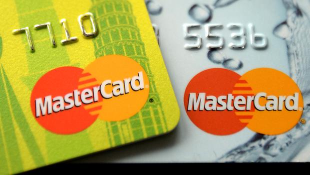 """MasterCard said it """"firmly disagrees"""" with the basis of the claimCredit cards could be overtaken by wearable payment technology within five years, a leading financial expert has told a Belfast conference"""