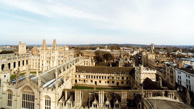 Oxford is one of only two UK cities in the European top 20 for innovation