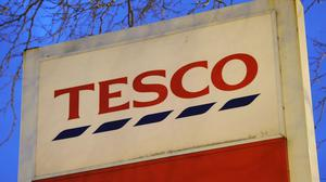 Like-for-like sales rose 0.9% in the UK last year, Tesco's first reported full-year growth since 2009/10