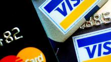 Some 216.1 million pounds of frauds were committed on credit and debit cards in the first six months of this year