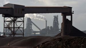 The deal includes Tata's steel plant in Scunthorpe