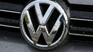 """A spokesman said Volkswagen had delivered """"solid results in difficult conditions"""""""