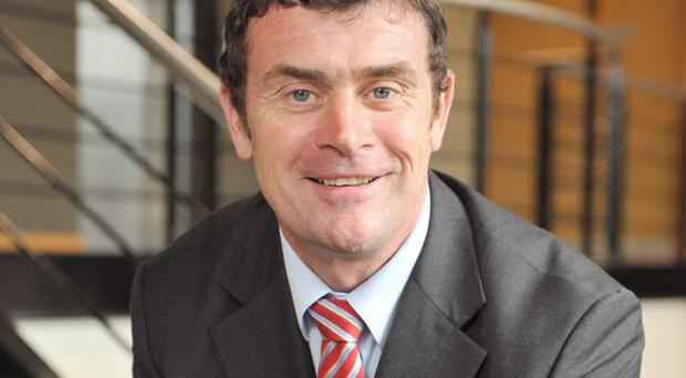Aidan Gough, InterTradeIreland's strategy and policy director