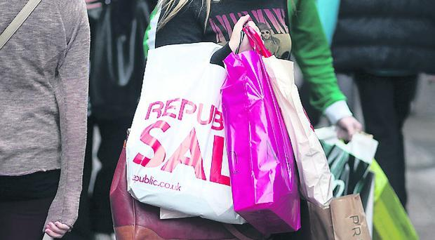 High Street retailers enjoyed healthy sales over the post-Christmas period
