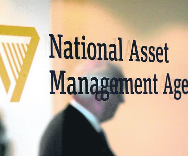 The McCabes' firms owe Nama more than £201m