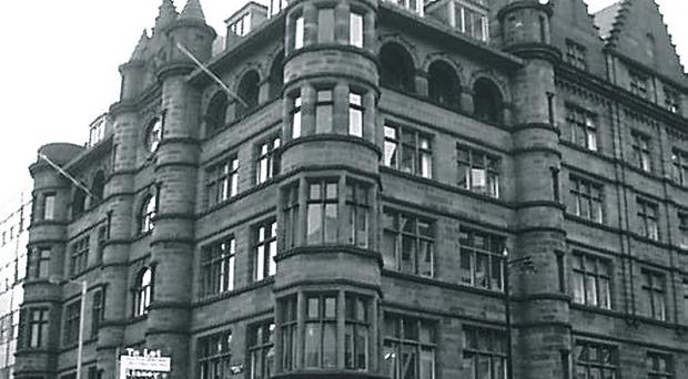 The Scottish Mutual building through the years